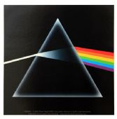 Pink Floyd - 'Dark Side of the Moon' Sticker